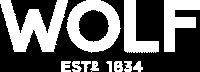 Wolf Logo_White