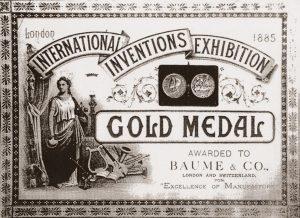 Baume et Mercier History